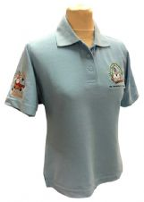 LADY FITTED POLO SHIRT